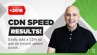 Make WordPress Faster With A CDN - Speed Results Video WOW