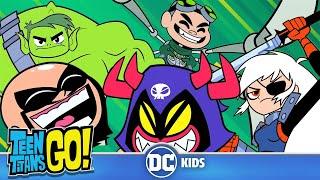 Teen Titans Go! em Português | O Melhor Vilão | DC Kids