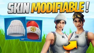 MODIFIED SKINS, BUS SKIN - VOITURE AND OTHER ON FORTNITE! (Fortnite News)