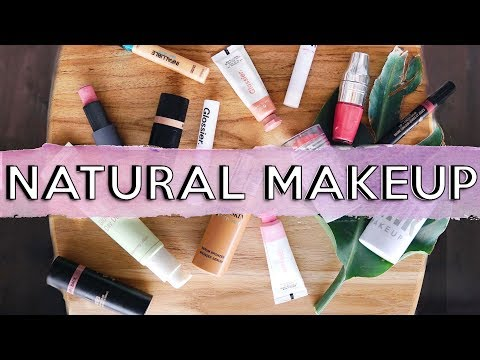 "BEST ""NO MAKEUP""/NATURAL Looking Makeup Products 