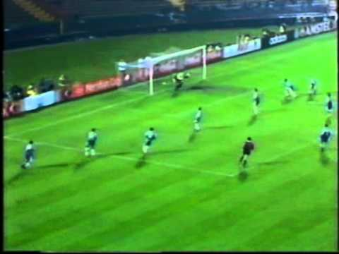Africa vs Europe 1997 Ft Oliseh Sunday and Abedi Pele pt1 .a