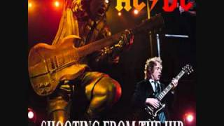 AC/DC - Safe In New York City - Live [Phoenix 2000]