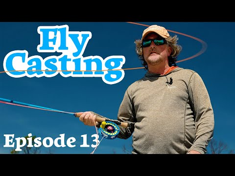 Casting in Heavy Wind - Fly Casting