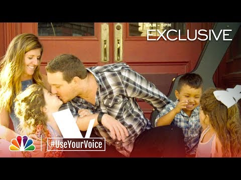 The Voice 2018 - Dallas Caroline and Kaleb Lee (#UseYourVoice)