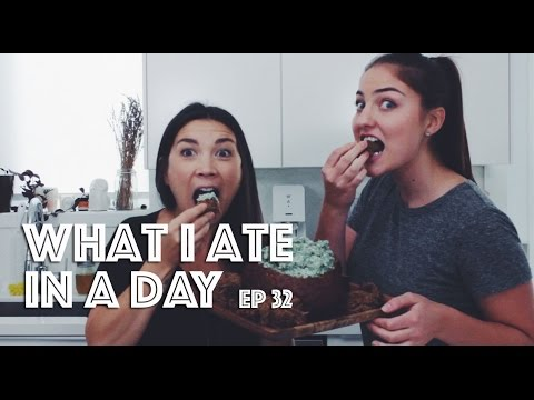 WHAT I ATE IN A DAY (VEGAN) | COLLAB WITH JACLYN FORBES | EP #32