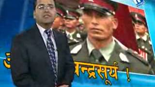 Prime story_Maoist rebels join Nepal Army_10 Bhadra 2070