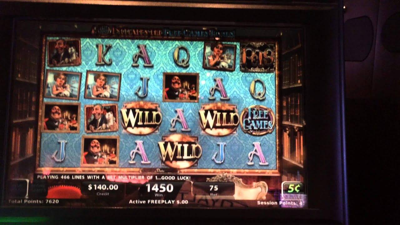 Pets Slot Machine