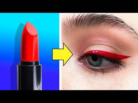 101 EASY BEAUTY HACKS TO SPEED UP YOUR DAILY ROUTINE