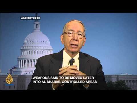Inside Story - Somalia: Arms race vs arms embargo?