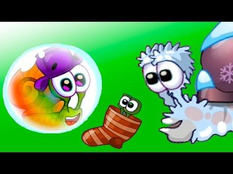 Улитка боб игра все серии подряд мультфильм Улитка Боб