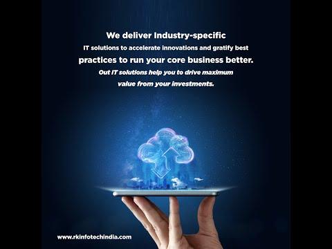 IT SERVICES - RK Infotech
