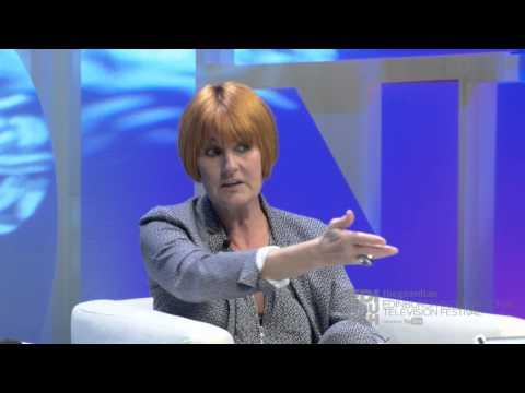 GEITF 2013 - The Alternative MacTaggart: Mary Portas