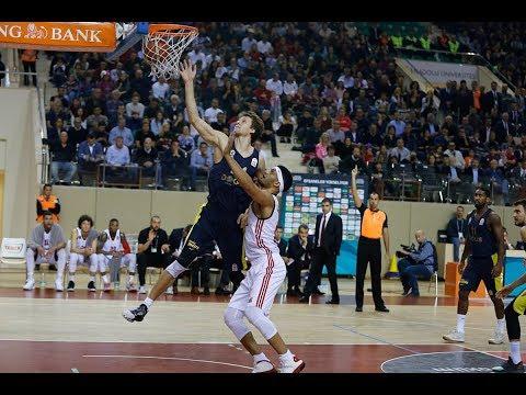 Maç Özeti: Eskişehir Basket - Fenerbahçe Doğuş
