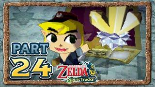 The Legend of Zelda: Spirit Tracks - Part 24 - Snowdrift Station!