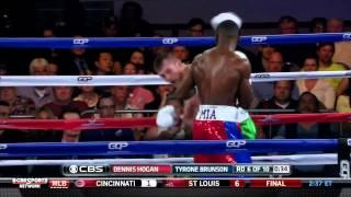 Dennis Hogan vs Tyrone Brunson