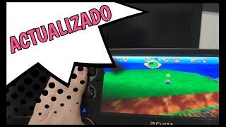 ❤ DaedalusX64 VitaGL 0.6: Nintendo 64 como nunca en PS Vita