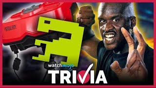 Hardcore Trivia for Fans of Bad Games