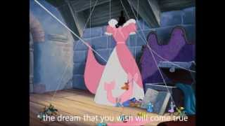 Video Cinderella - A Dream is a Wish Your Heart Makes Reprise - Lyrics - MrsDisney0 download MP3, 3GP, MP4, WEBM, AVI, FLV Mei 2018
