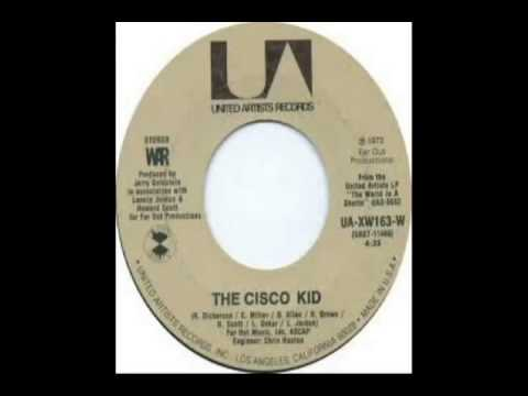 War  The Cisco Kid 1973