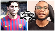Remembering FIFA 15 | Messi and Ronaldo Down the Years | GameTime Episode 5