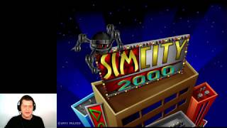 Let's Play SimCity 2000 (Part 1): Starting a New City | English Comprehensible Input for Beginners