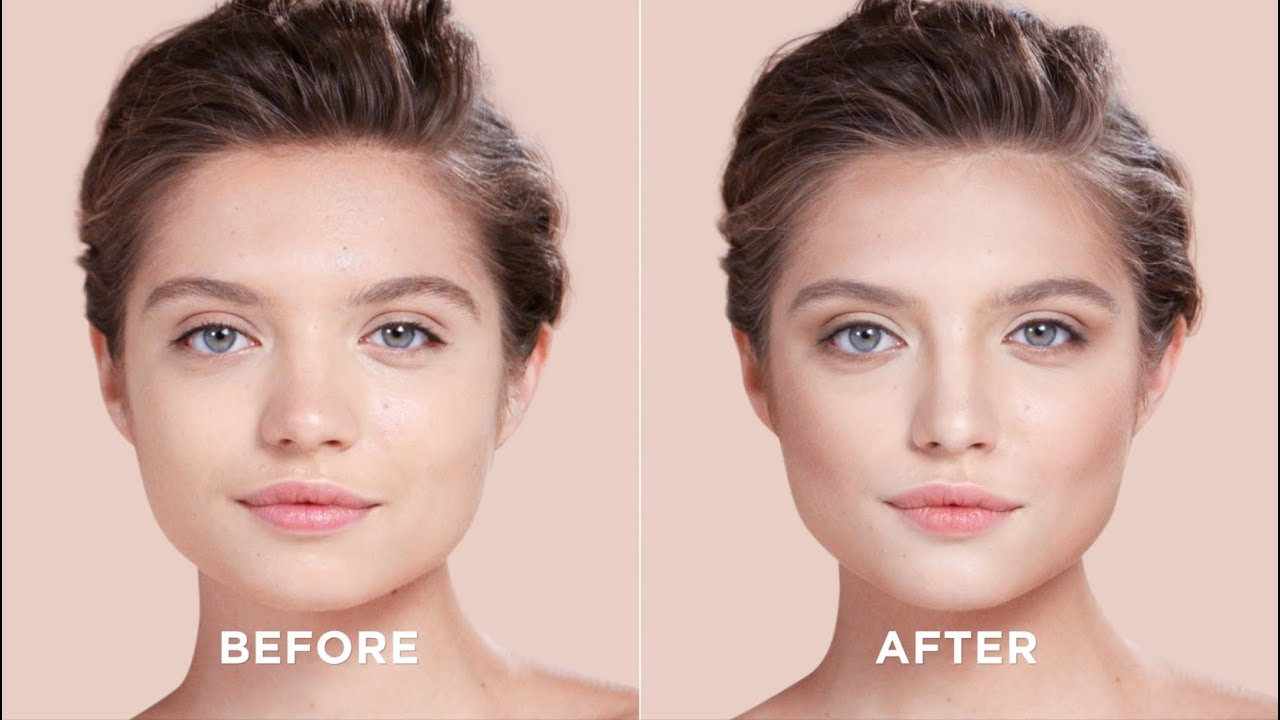 How To Contour Your Square Face Sephora Youtube