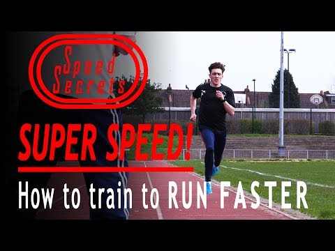 Speed Session: How to run faster in a few weeks (pyramid workout)