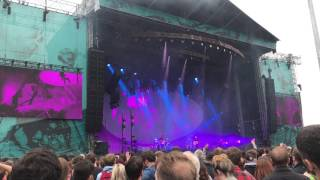 Radiohead - No Surprises (Live at Lancashire County Cricket Ground)