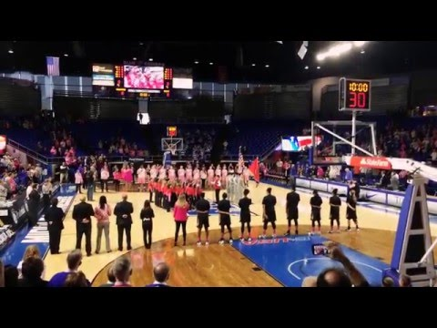 The National Anthem by McFadden School of Excellence Choir