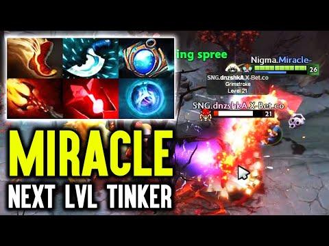 REASON Why You Should Ban Miracle Tinker - Miracle Prespective WePlay! Bukovel Minor 2020 Dota 2