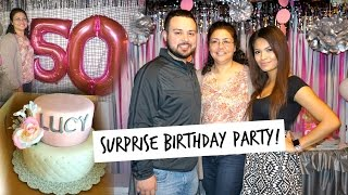 Surprise Birthday Party!