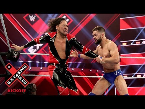 Is Finn Balor leaving WWE after losing IC title at Extreme Rules