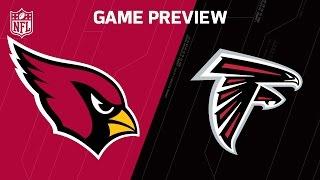 Cardinals vs. Falcons (Week 12 Preview) | Dave Dameshek Football Program | NFL