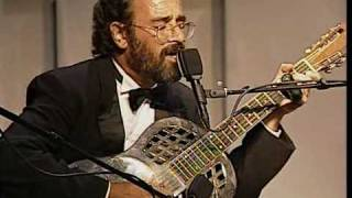 "Bob Brozman plays ""Highway 49 Blues"""