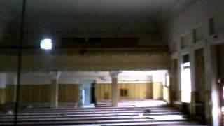Убитый властями ДК - кинотеатр в городе Прохладном