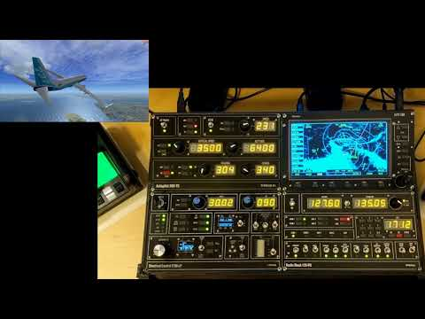 Repeat Paul's Flight Deck 002 - Tutorial 1 with SimVim