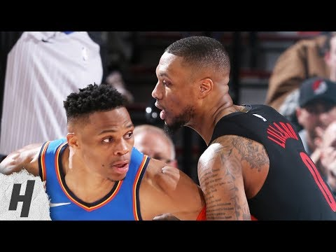 Oklahoma City Thunder vs Portland Trail Blazers - Highlights | March 7, 2019 | 2018-19 NBA Season