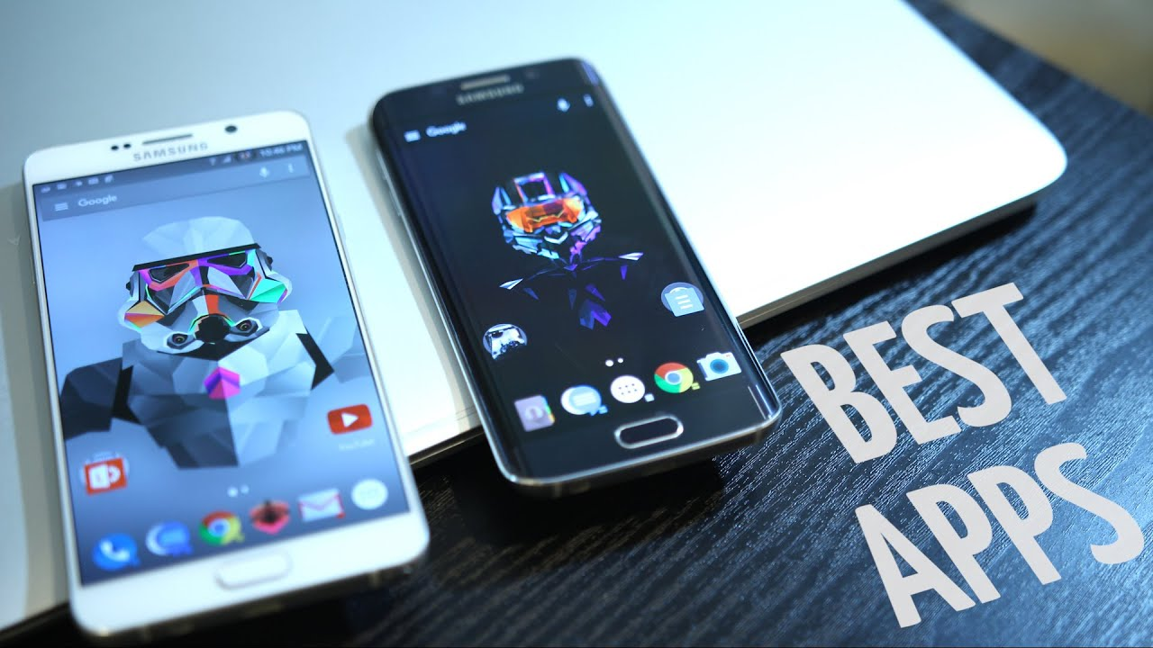 the best apps on android
