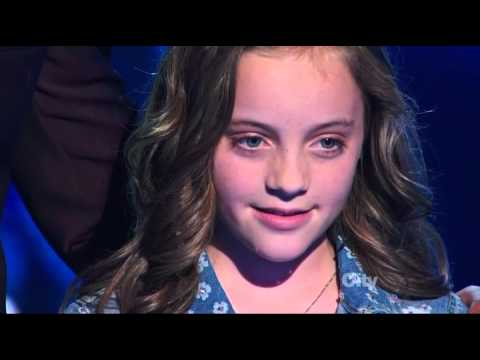 Chloe Channell - America's Got Talent 2013 Season 8 - Radio City Music Hall [FULL]