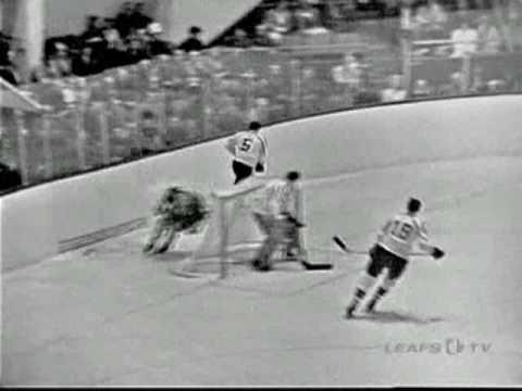 Bobby Hull 1963 All-Star Game Goal
