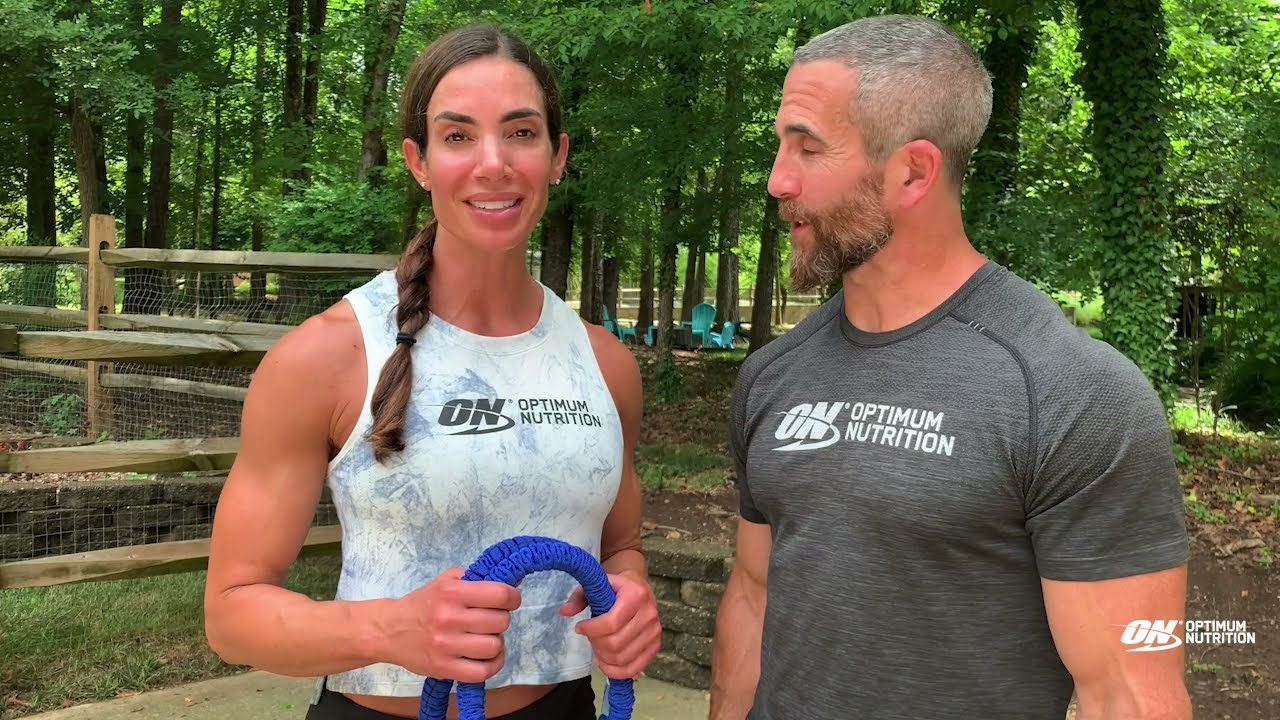 Resistance Band Training with Paul and Sandy Sklar