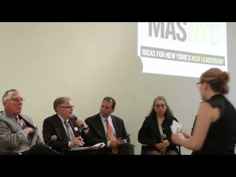 Panel: Economic Development Strategies for a More Affordable and Inclusive City