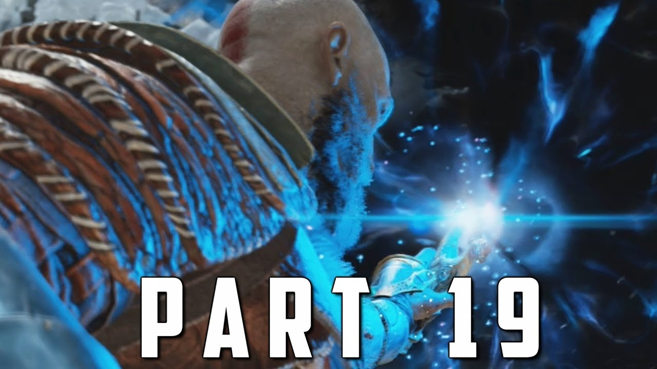 GOD OF WAR Walkthrough Gameplay Part 19 - BLACK BREATH (God of War 4)