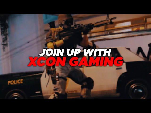 XCON GAMING Recruitment Promo Trailer 2020