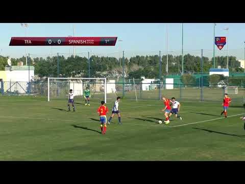 TFA Vs Spanish Football Academy - Full Football Match - TFA Dubai
