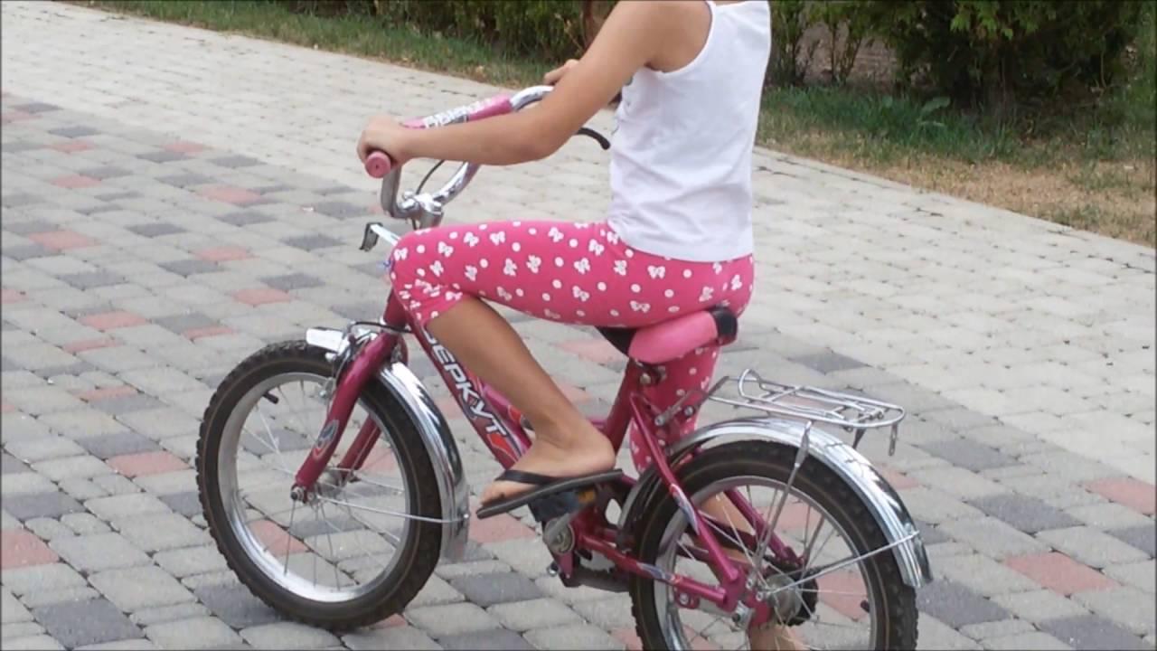 Велосипед Mini Trike - YouTube