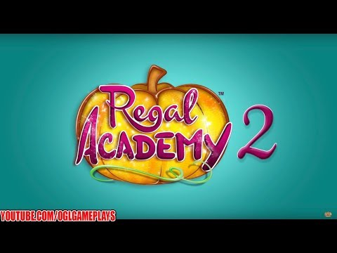 Regal Academy Fairy Tale POP 2 Gameplay (Android iOS)