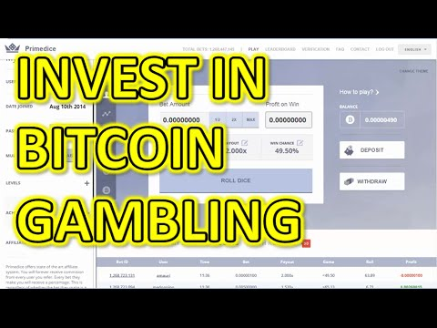 Bitcoin Casino - Make Money On PrimeDice Without Betting