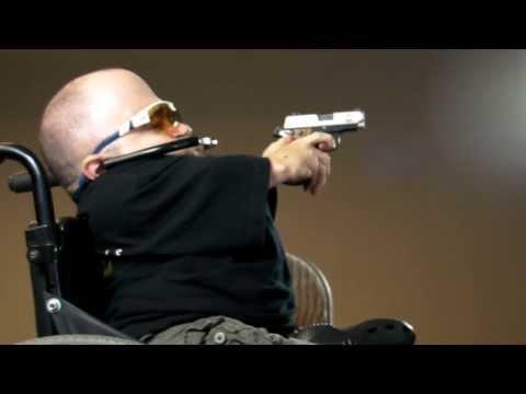 Sean Stephenson conquering a fear... - YouTube