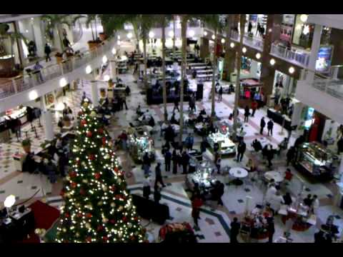 Live music from pentagon city mall.